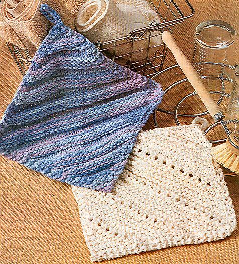 patron tricot linge de table
