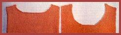 comment tricoter une encolure ronde