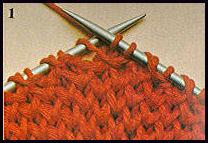 tricoter un jete a l'endroit