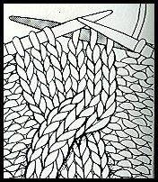 comment tricoter des torsades doubles