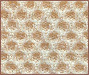 1fa64ff7aa5 Différents points pour le tricot aux aiguilles